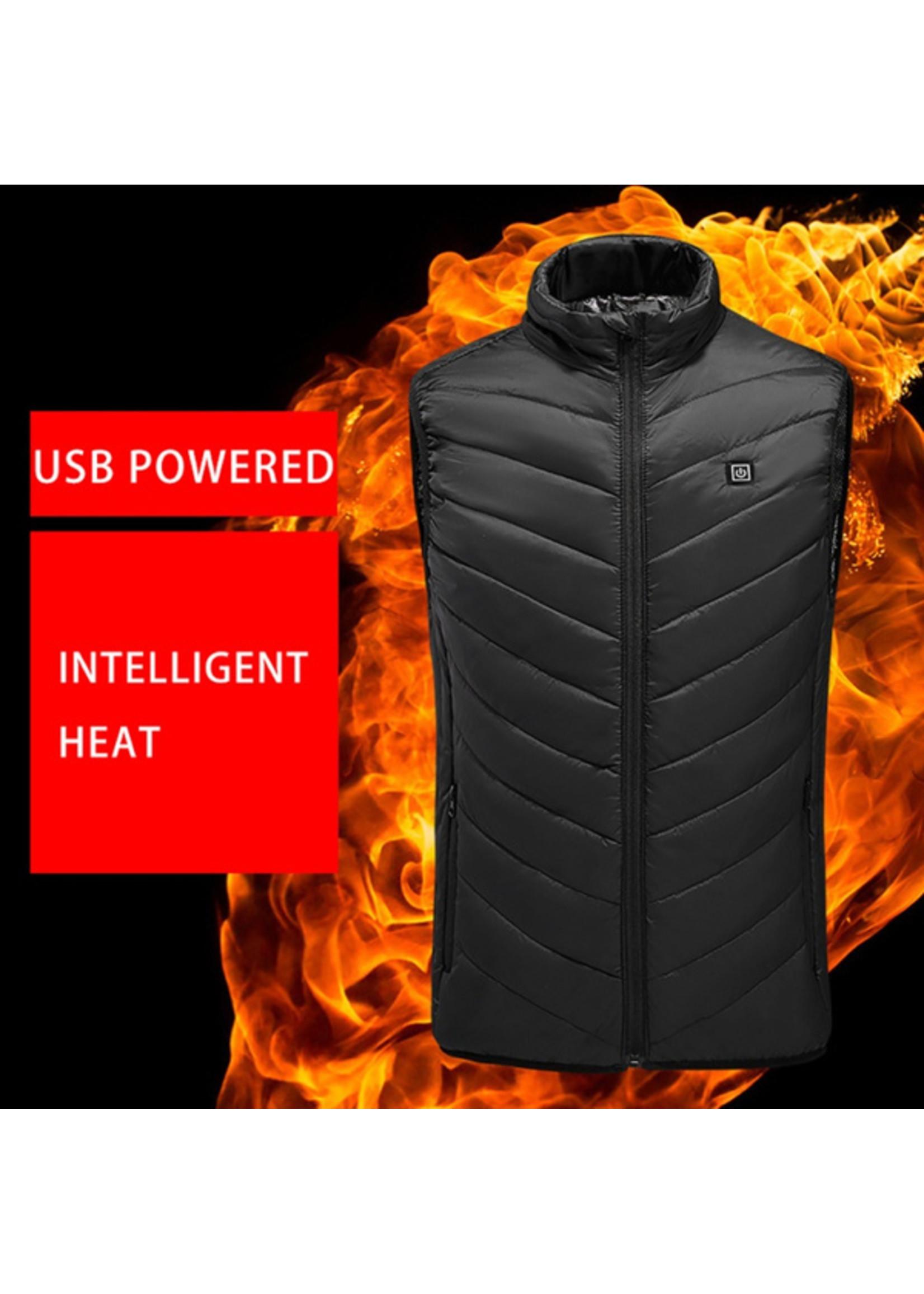 CulSoleil Heated Vest