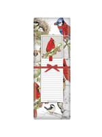 Mary Lake Thompson Winter Birds Notepad Set