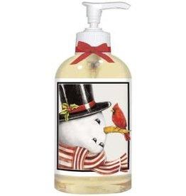 Mary Lake Thompson Snowman Retro Liquid Soap - Peppermint