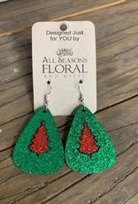 Christmas Earring