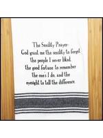 Wild Hare Designs The Senility Prayer Towel