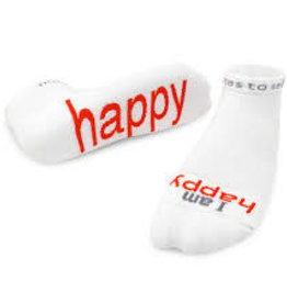Notes to Self I Am Happy Socks Medium
