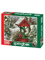 Springbok Winter Wish Puzzle 500