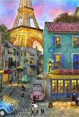 Springbok Eiffel Magic Puzzle 1000