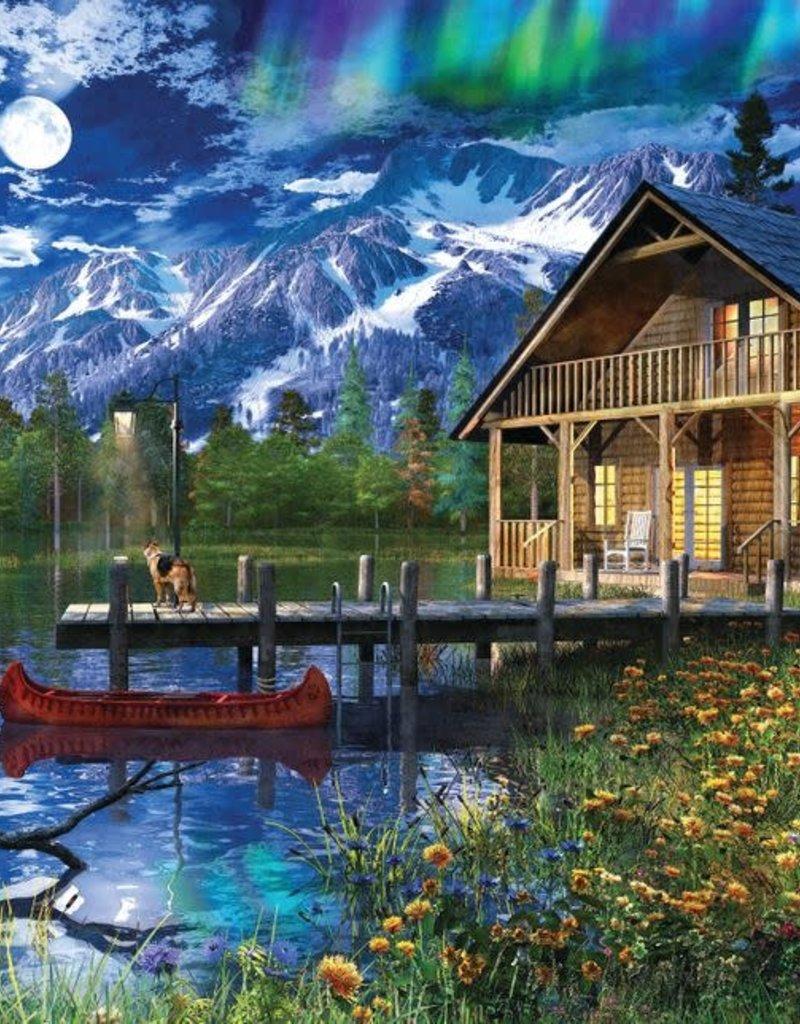 Springbok Moon Cabin Retreat 1000