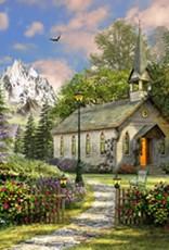Springbok Mountain View Chapel Puzzle 500