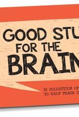 Papersalt Good Stuff for the Brain