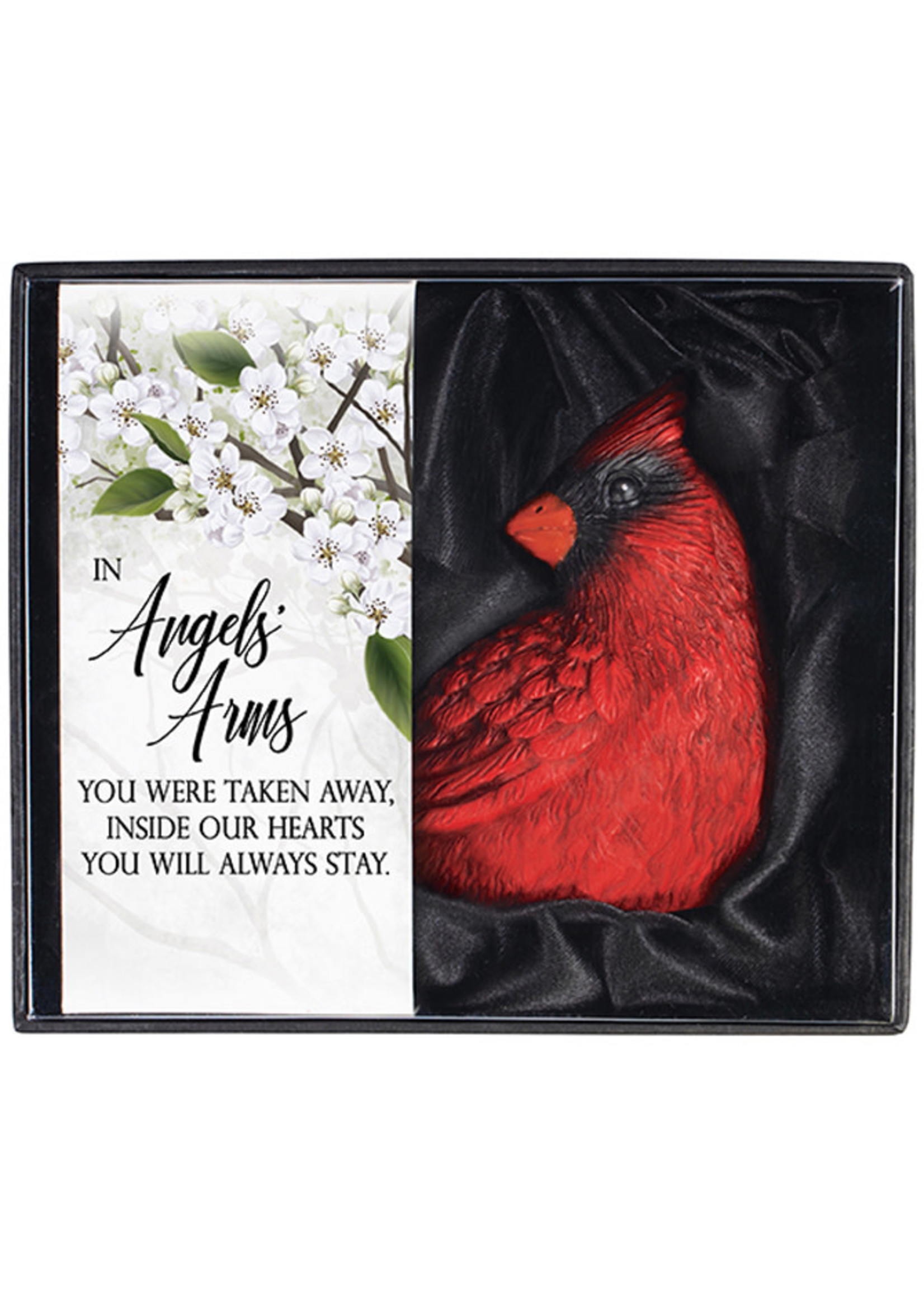 Carson Home Accents Gift Boxed Cardinal