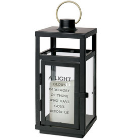 "Carson Home Accents ""Light"" Lantern"
