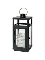 """Carson Home Accents """"In Memory"""" Lantern"""