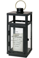 "Carson Home Accents ""In Memory"" Lantern"