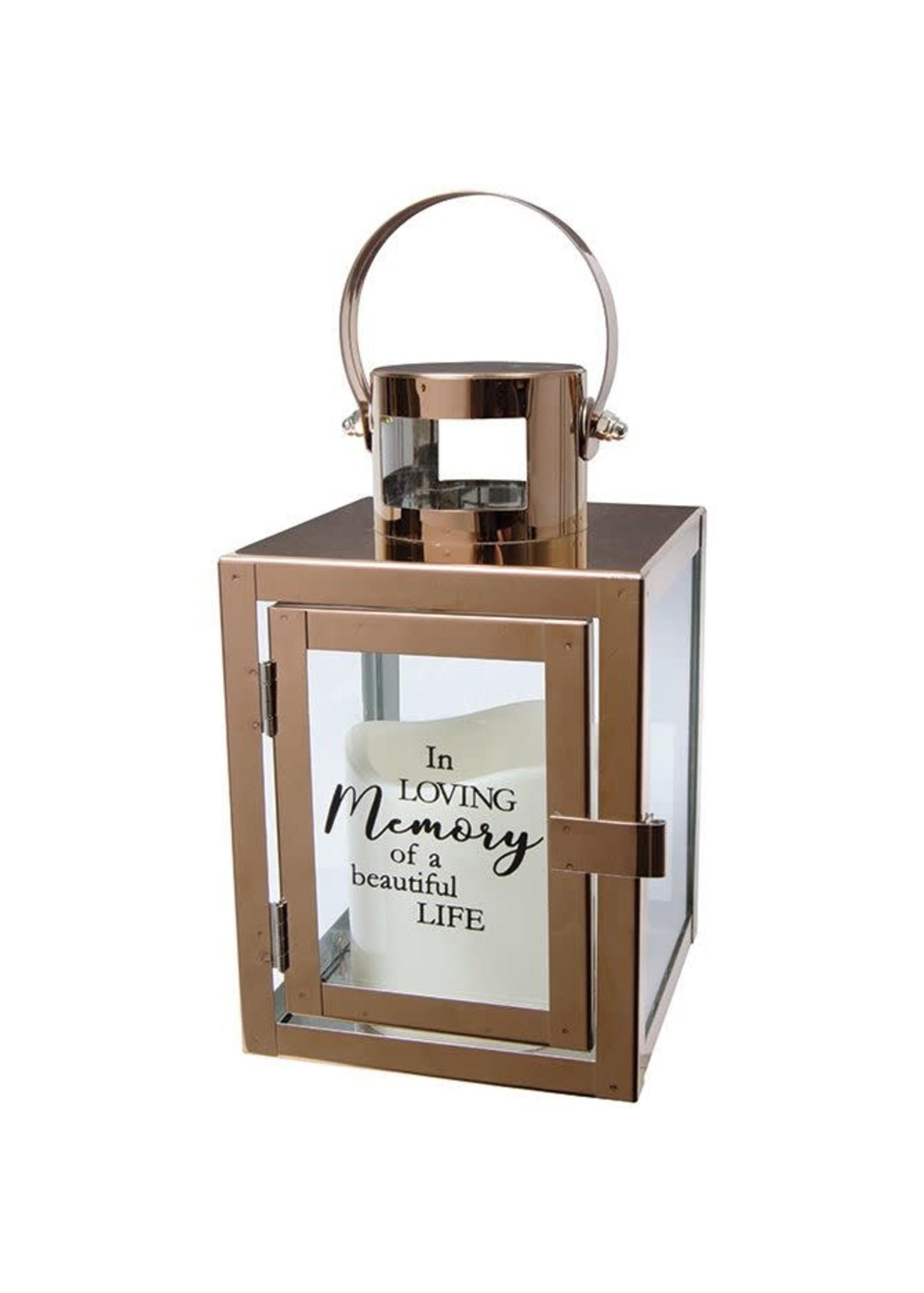 Carson Home Accents Lantern - Beautiful Life