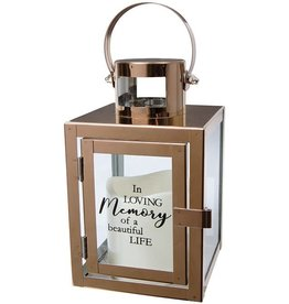 Carson Home Accents Lantern - Beautiful Life