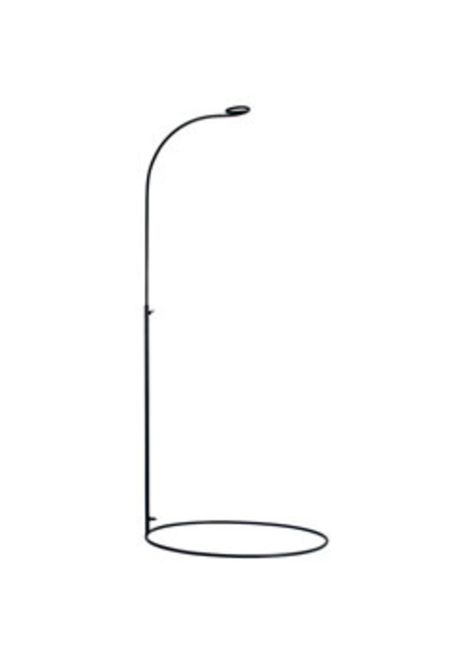 """Carson Home Accents Large 44"""" Chime & Garden Stand"""