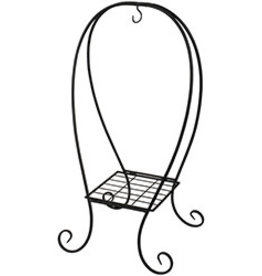 Carson Home Accents Plant Stand with Hook