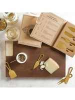 Tablesugar Champagne Gold Cheese Knives