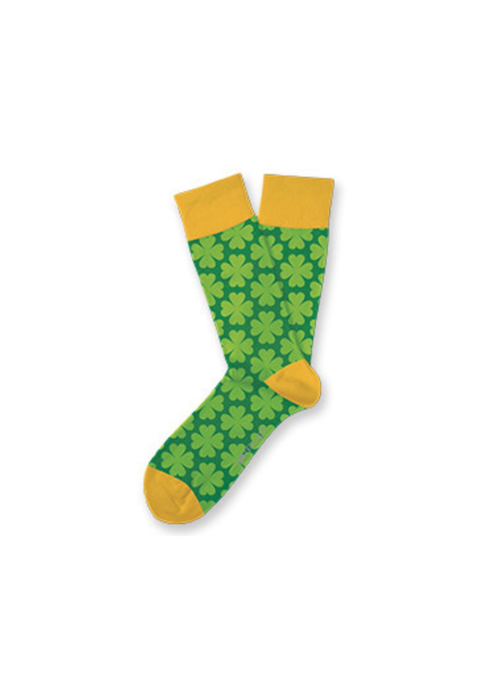 Shamrockin' Socks