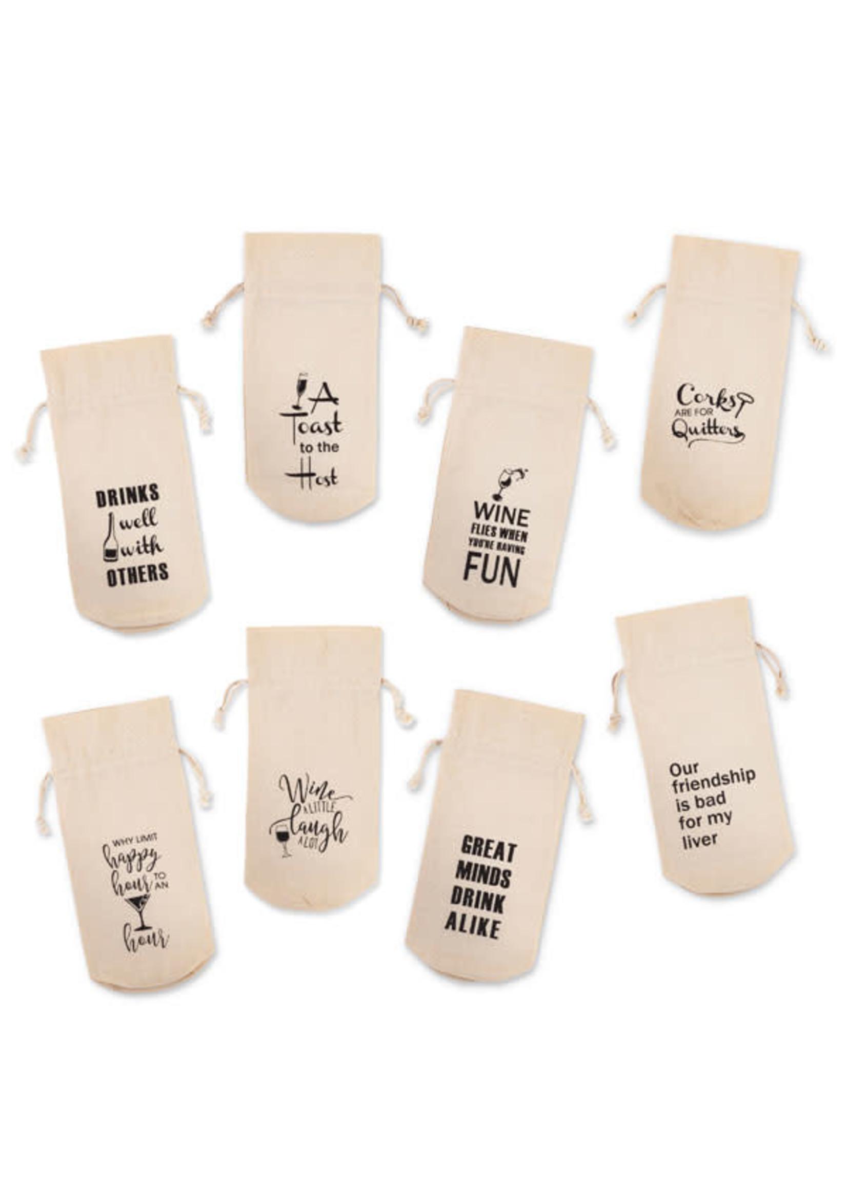 Ale & Vine Wine Gift Bag