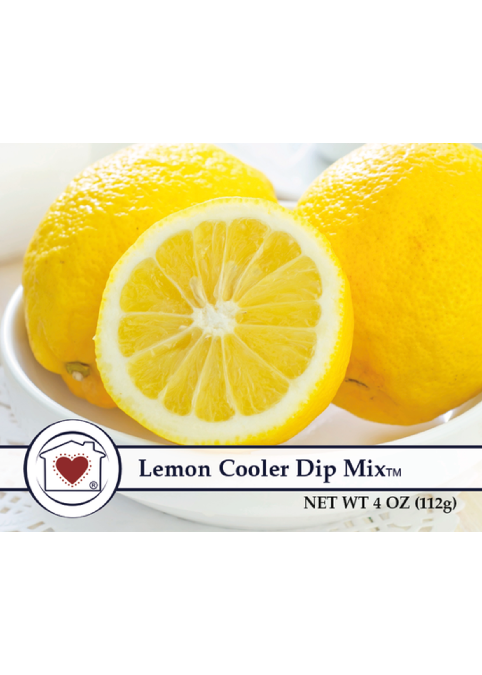 Country Home Creations Lemon Cooler Dip Mix