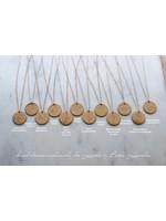 laalee Designs Birth Flower Necklace