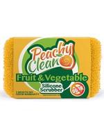 Peachy Clean Fruit/Veggie Scrubbie