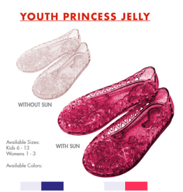 Del Sol Kids Jelly Shoes