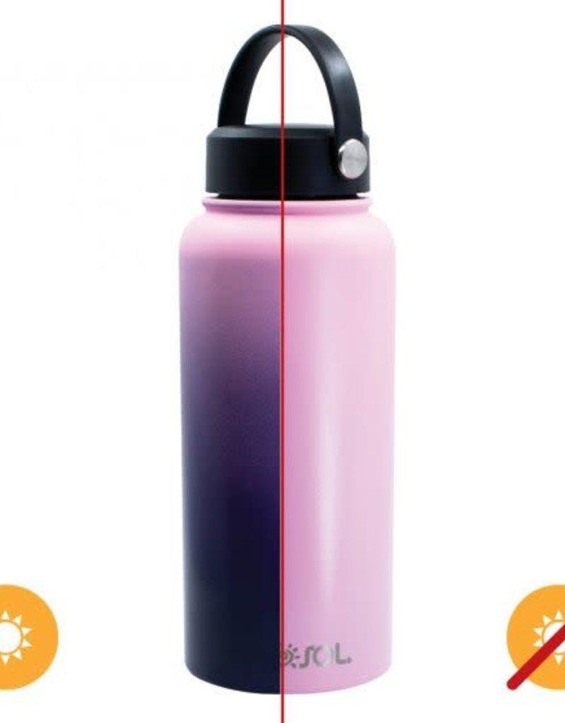 Del Sol Color Changing 32 oz Bottle