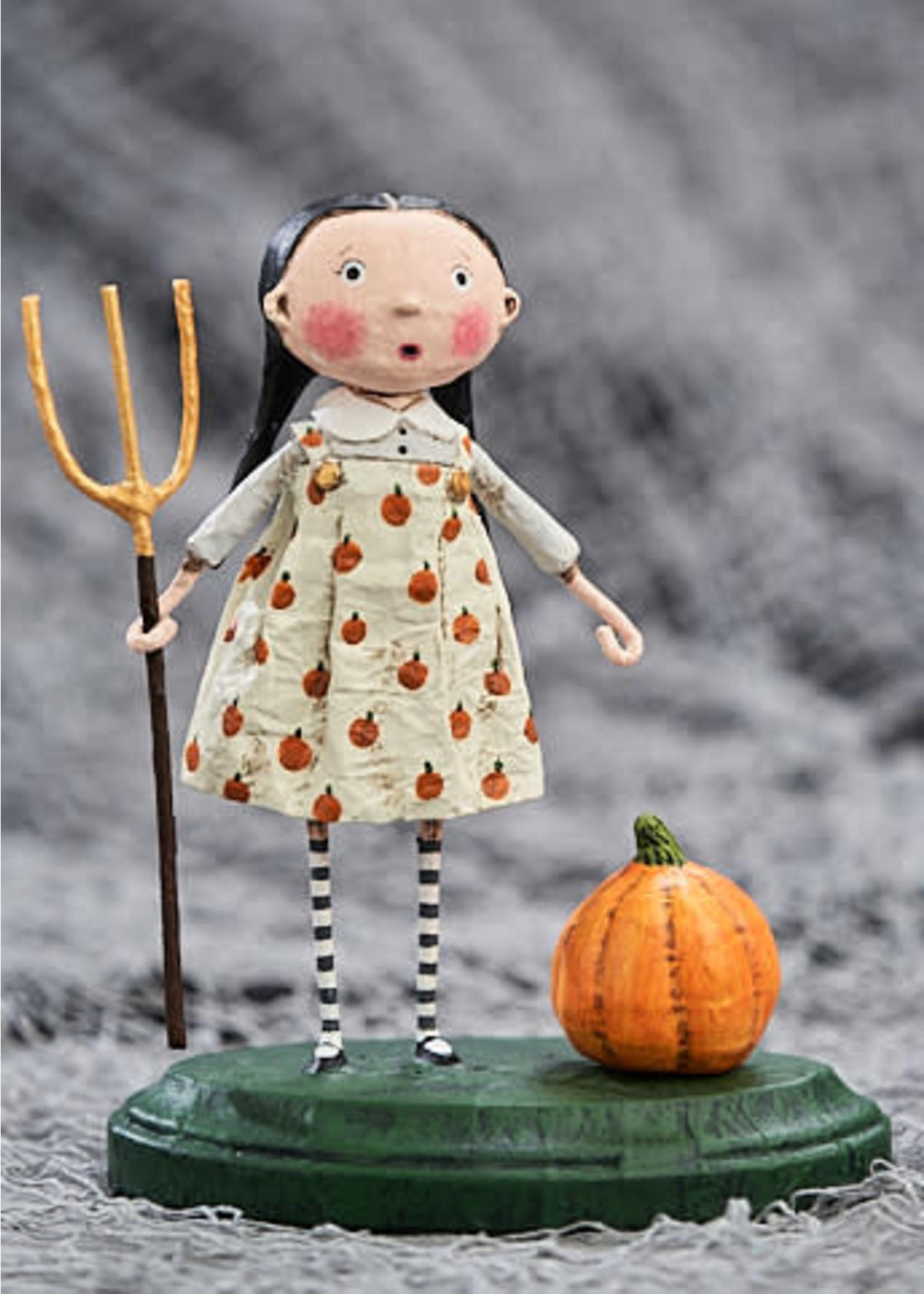 Lori Mitchell Pru the Pumpkin Farmer