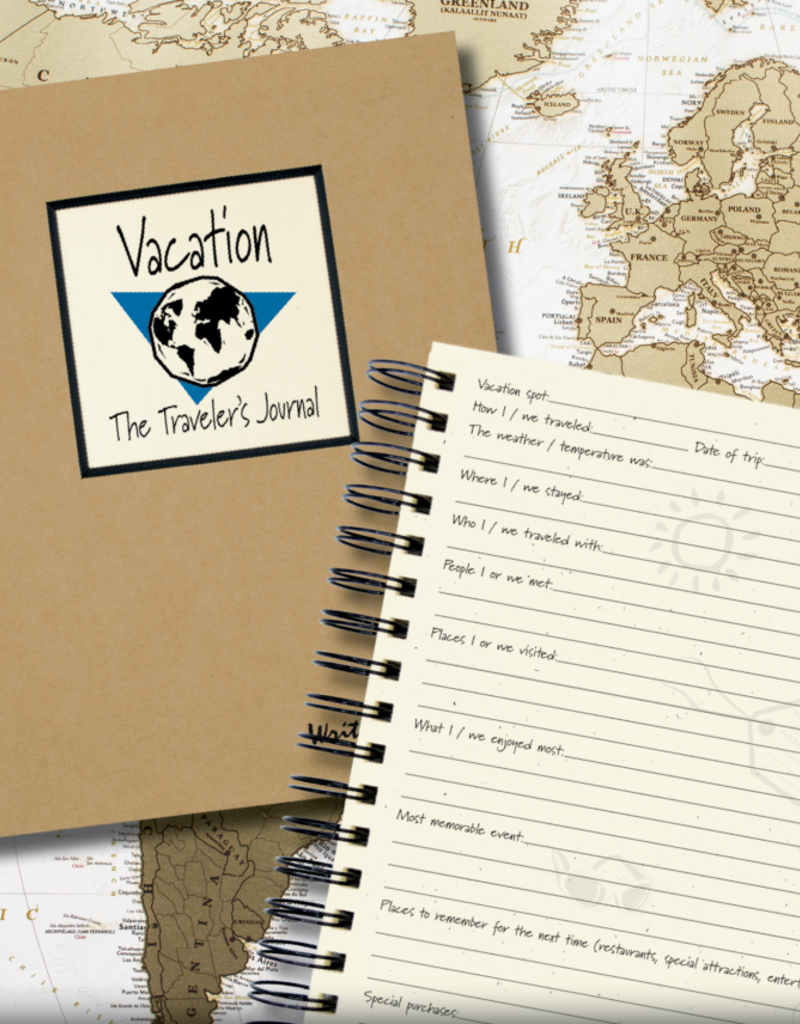 Journals Unlimited Vacation Journal