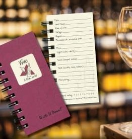 Journals Unlimited Mini - Wine - Cranberry