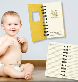 Journals Unlimited Mini - Out of the Mouth of Babes - Yellow