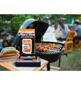 Proud Grill Q-Swiper BBQ Grill Cleaner Set
