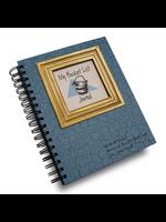 Journals Unlimited My Bucket List Journal Blue