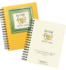Journals Unlimited Kid Stuff Journal - Yellow
