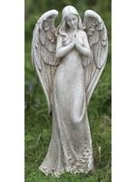 Roman Praying Angel Statue