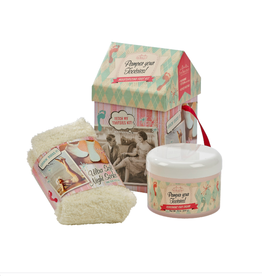 San Francisco Soap Company Foot Care Kit - Peppermint