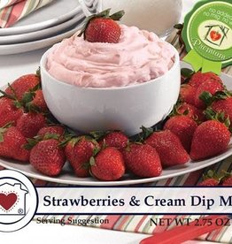 Country Home Creations Strawberry & Cream Dip Mix