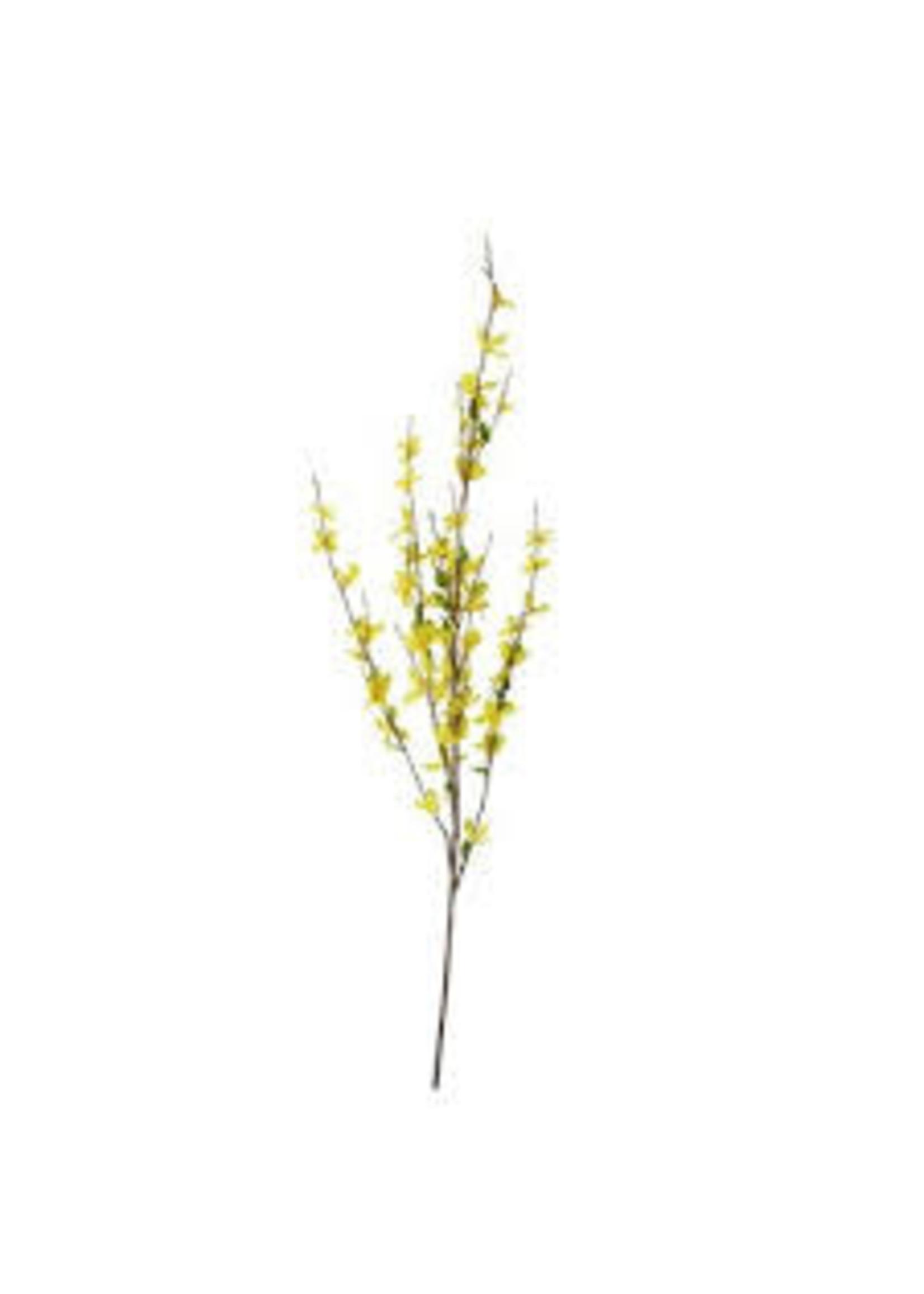 """Allstate Forsythia Spray Yellow 45"""""""