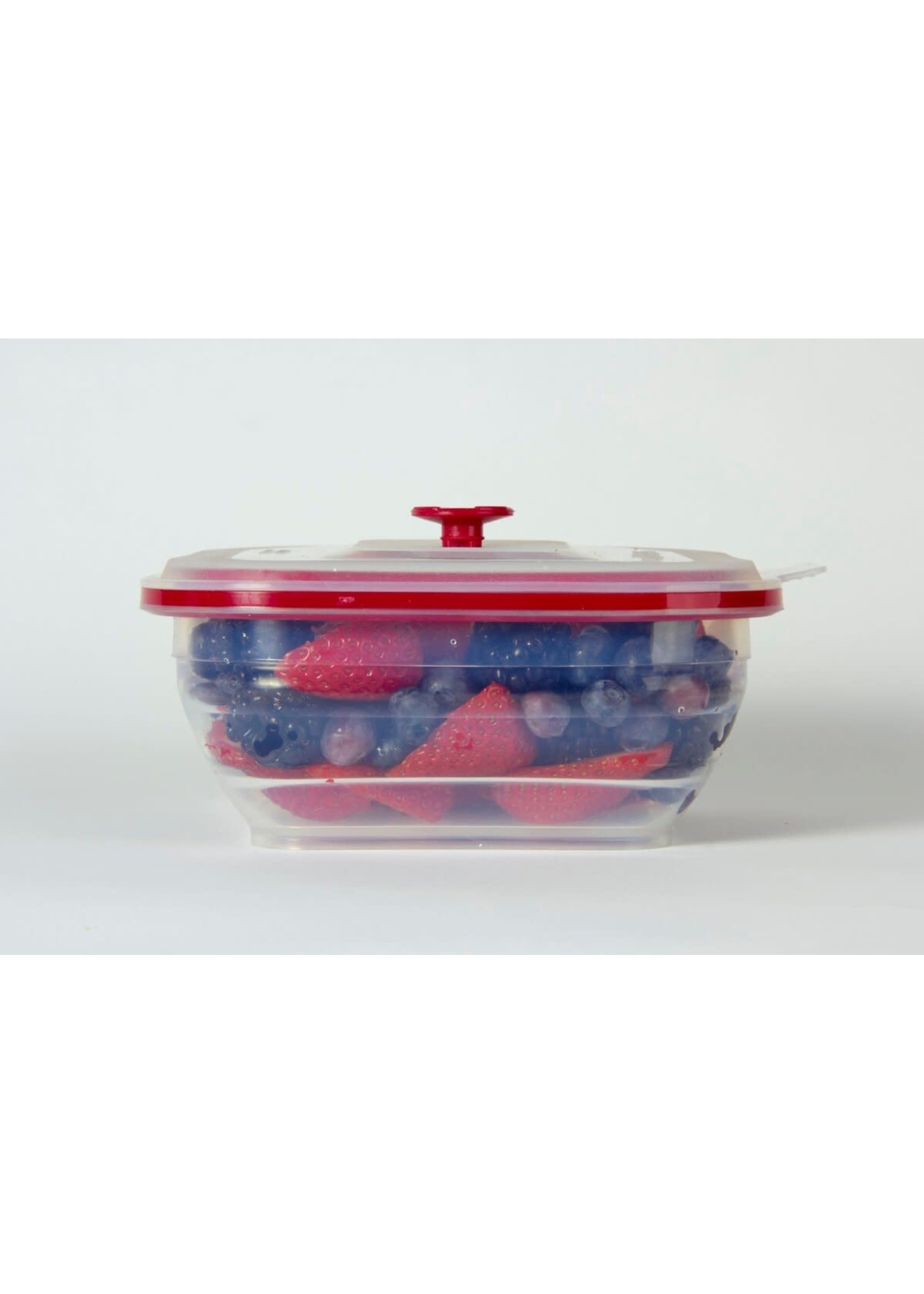 Collapse-It Square Collapse-It - 4 cup - Berry