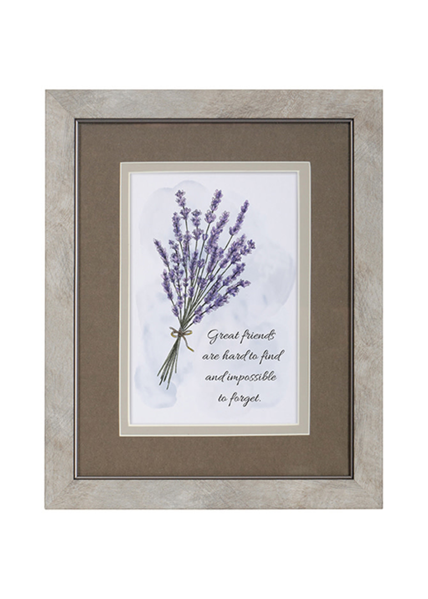 """Carson Home Accents """"Friends"""" Framed Blessing"""