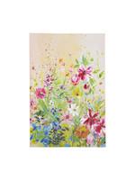 Raz Imports Thousand Bloom Canvas Wall Art