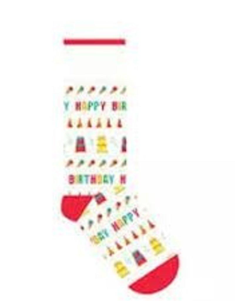 Funatic Sock Club The Birthday Socks