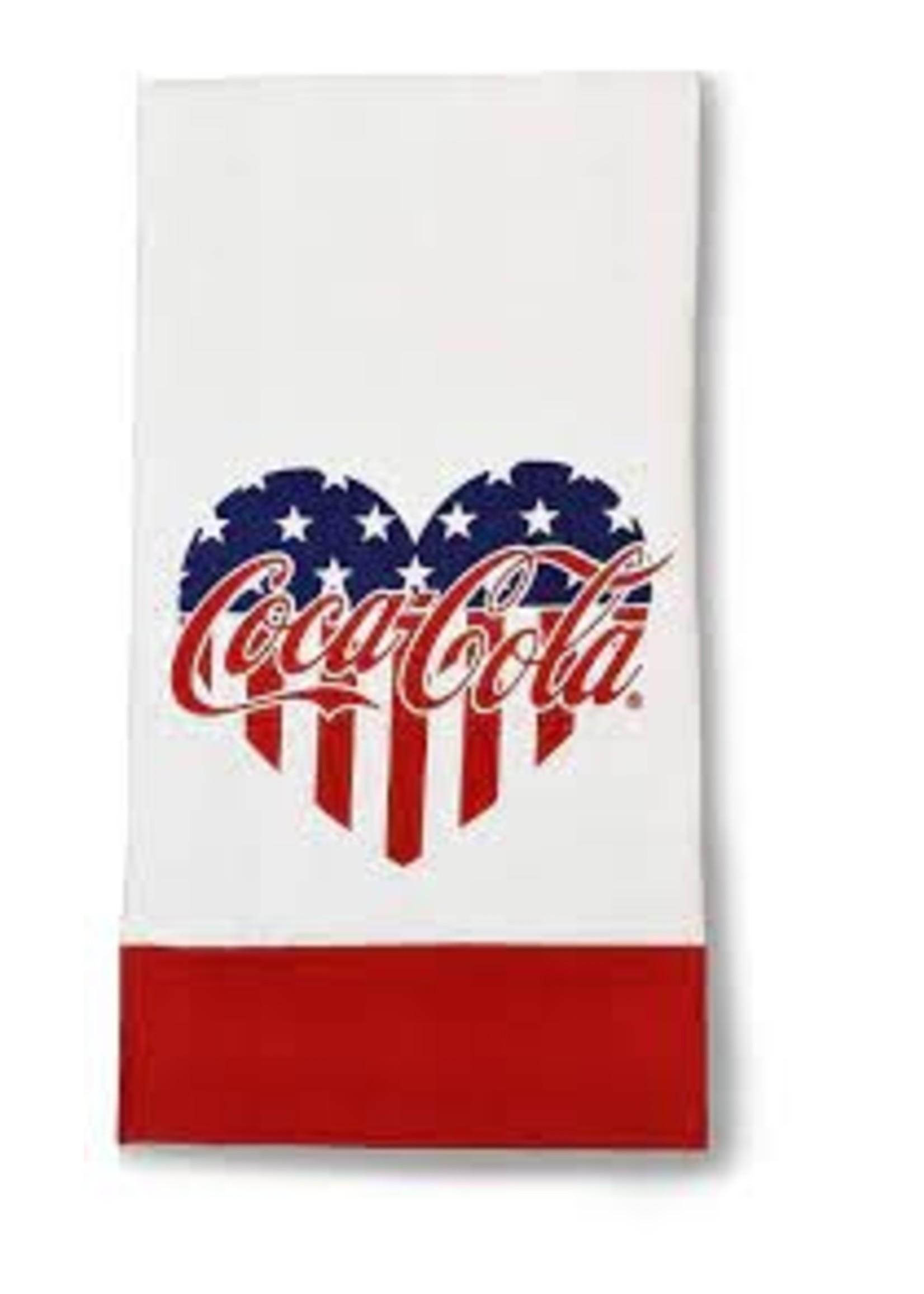 Young's Coke Tea Towel