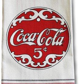 Young's Coca-Cola Tea Towel