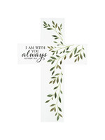 """Carson Home Accents """"Always"""" Wall Cross"""