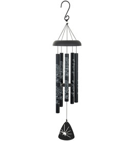 """Carson Home Accents """"Comfort and Light"""" 30"""" Sonnet Chime"""