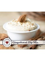 Country Home Creations Gingerbread Dip Mix