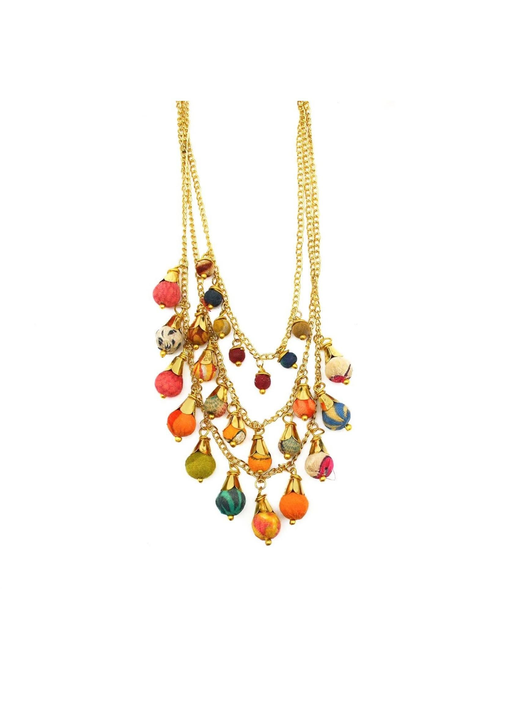 Anju / G A Designs Aasha Necklace N5032