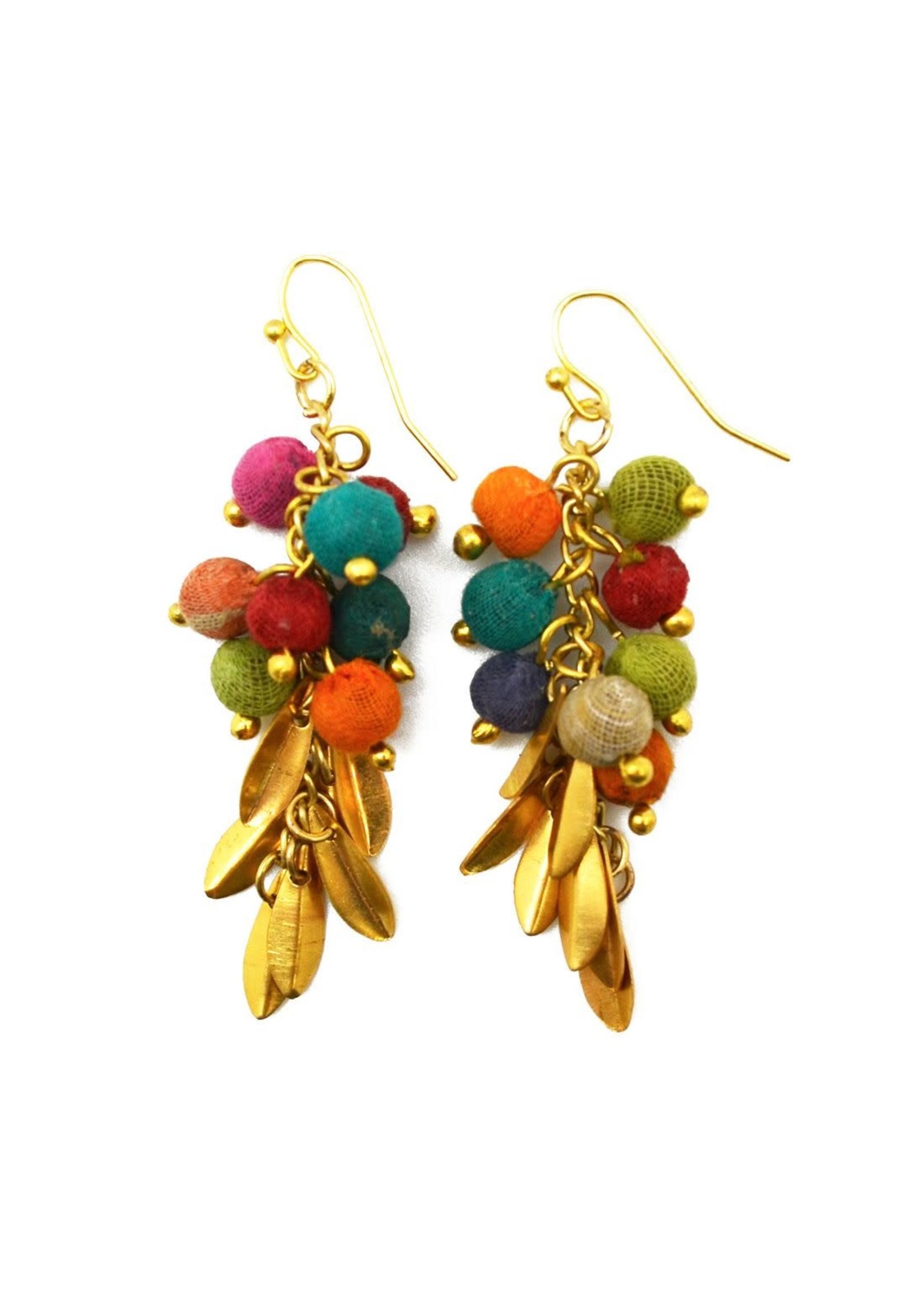 Anju / G A Designs Aasha Earrings E5047