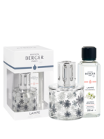 Maison Berger Pure Floral Lamp Gift Set with Pure Jasmine
